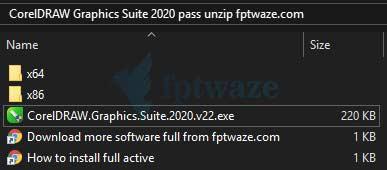 Installation Instructions CorelDRAW Graphics Suite 2020 (1)