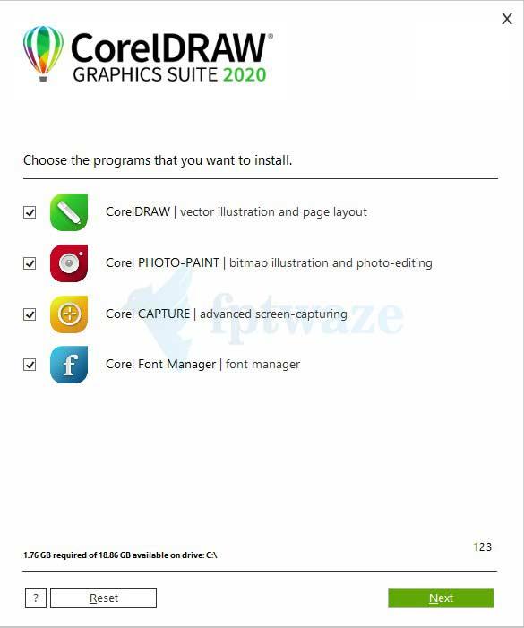 Installation Instructions CorelDRAW Graphics Suite 2020 (5)