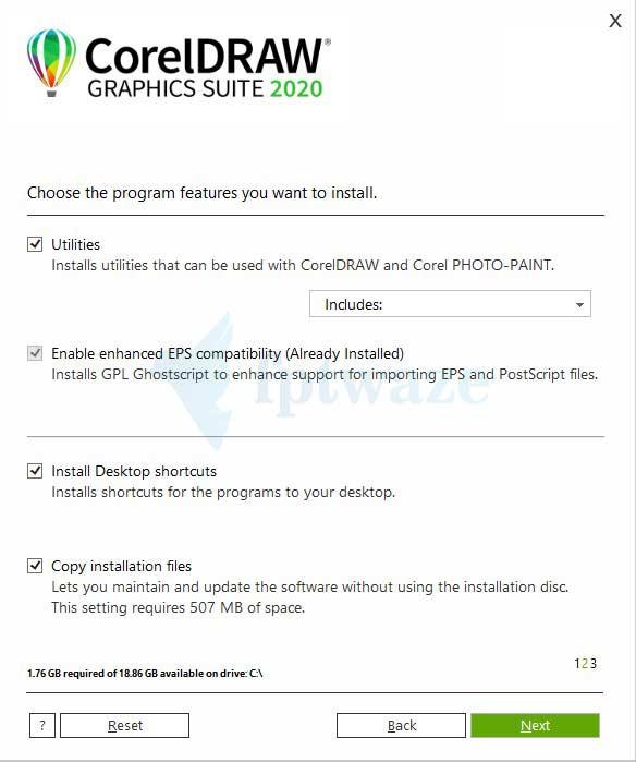 Installation Instructions CorelDRAW Graphics Suite 2020 (6)