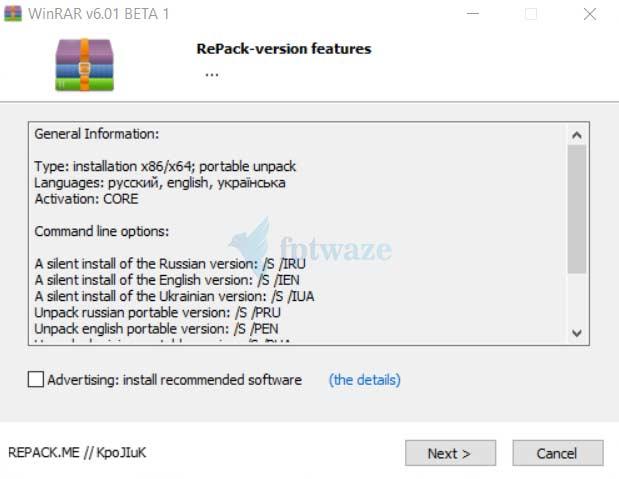 How-to-install-WINRAR.v6.01-2