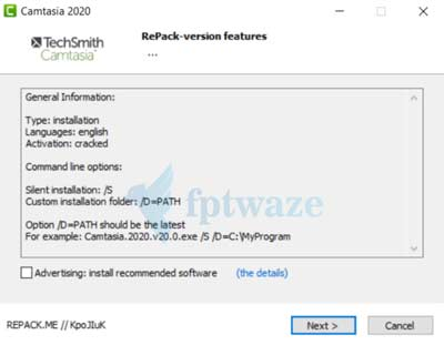 How-to-install-camtasia-2020-fptwaze-3