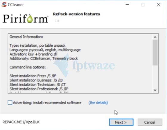 How-to-install-ccleaner-5.77.8521-fptwaze-3